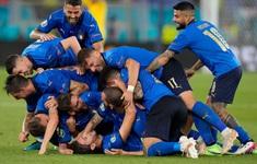 Italia 3–0 Thuỵ Sĩ: Người hùng Locatelli đưa Italia giành vé sớm vào vòng knock-out