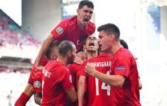TRỰC TIẾP BÓNG ĐÁ Đan Mạch 1-0 Bỉ: Hiệp 2