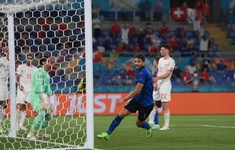 TRỰC TIẾP EURO 2020 Italy 1–0 Thuỵ Sĩ: Locatelli mở tỉ số (Hết hiệp 1)