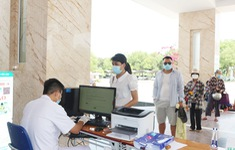 Lào Cai xuất hiện ca nghi nhiễm COVID-19 tại thành phố