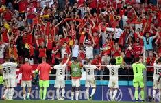 CẬP NHẬT Kết quả, BXH Bảng B EURO 2020: Thắng ngược Đan Mạch, ĐT Bỉ giành quyền đi tiếp
