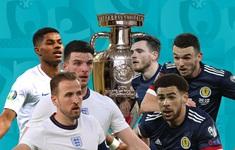 TRỰC TIẾP BÓNG ĐÁ Anh - Scotland: 02h ngày 19/6 trên VTV3 | Bảng D UEFA EURO 2020