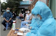 Ngày 21/6, tổng cộng 272 ca mắc COVID-19, TP Hồ Chí Minh nhiều nhất với 166 trường hợp