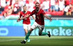TRỰC TIẾP BÓNG ĐÁ Hungary 1–0 Pháp: Fiola mở tỉ số (Hết hiệp 1)   Bảng F UEFA EURO 2020