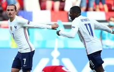 Hungary 1–1 Pháp: Chia điểm nghẹt thở | Bảng F UEFA EURO 2020
