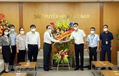 Phó Chủ tịch Quốc Hội: VTV tích cực đổi mới sáng tạo, khẳng định vị thế cơ quan báo chí hàng đầu Việt Nam