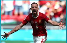 TRỰC TIẾP BÓNG ĐÁ Hungary 1–0 Pháp: Fiola mở tỉ số (Hết hiệp 1) | Bảng F UEFA EURO 2020