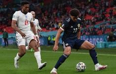 TRỰC TIẾP BÓNG ĐÁ Anh 0-0 Scotland: Hiệp 1 | Bảng D UEFA EURO 2020
