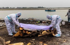 Tìm thấy dấu vết virus SARS-CoV-2 trong nước sông ở Ấn Độ