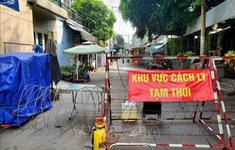 Quận Bình Tân thiết lập vùng phong tỏa từ 0h ngày 20/6 để tăng cường phòng chống dịch COVID-19