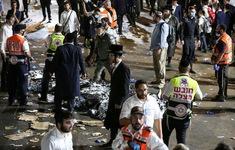 Thảm họa giẫm đạp ở núi Meron: Israel chính thức mở cuộc điều tra