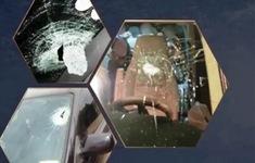 Tái diễn tình trạng ném đá vào ô tô trên cao tốc