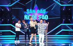 """Phương Trinh Jolie và diễn viên hài Lê Trang catwalk ấn tượng trong """"Sàn đấu ngôi sao"""""""
