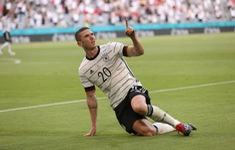 TRỰC TIẾP BÓNG ĐÁ  Bồ Đào Nha 2–4 Đức: Gosens lập công, Diogo Jota rút ngắn tỉ số (Hiệp 2) | Bảng F UEFA EURO 2020