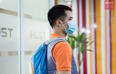 Sinh viên Bách khoa Hà Nội sáng chế áo làm mát hỗ trợ bác sĩ ở tâm dịch