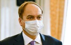 Đại sứ Nga tại Mỹ lên đường trở lại Washington