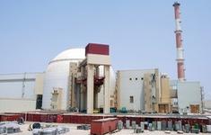 Nhà máy điện hạt nhân Iran ngừng hoạt động khẩn cấp