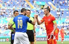 CẬP NHẬT Kết quả, BXH Bảng A EURO 2020: Italia và Xứ Wales giành 2 vị trí dẫn đầu