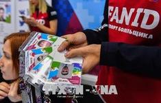 Cảnh báo công dân nhập cảnh liên bang Nga bằng Fan ID