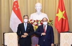 Singapore ủng hộ Việt Nam có vai trò lớn hơn trong ASEAN