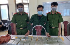 Liên tiếp bắt quả tang hai vụ lớn về ma túy tại Sơn La