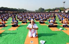 Ấn Độ công bố ứng dụng tập Yoga bằng nhiều thứ tiếng