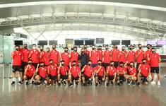 CLB Viettel lên đường dự vòng loại AFC Champions League