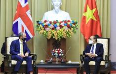 Việt Nam trong danh sách ưu tiên của Anh về vaccine COVID-19