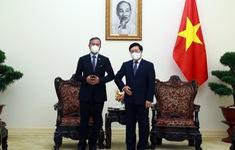 Sớm triển khai nhóm công tác Việt Nam - Singapore về ứng phó đại dịch COVID-19