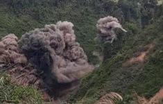 Quảng Nam: Đánh sập 75 hầm vàng ở Vườn quốc gia Sông Thanh