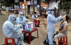 Bộ Y tế kiểm tra phòng chống dịch tại Bình Dương và Đồng Nai
