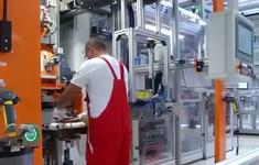 Châu Âu dự định xây dựng 38 siêu nhà máy sản xuất pin ô tô điện