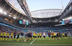 Kết quả, BXH chung cuộc Bảng E EURO 2020: ĐT Thụy Điển bất ngờ giành ngôi nhất bảng
