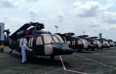 Rơi máy bay trực thăng Blackhawk của không quân Philippines, 6 người thiệt mạng