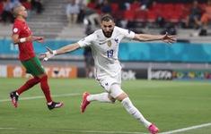 TRỰC TIẾP BÓNG ĐÁ Bồ Đào Nha 2-2 Pháp: Ronaldo lập cú đúp bàn thắng trên chấm phạt đền (Hiệp 2)   Bảng F EURO 2020
