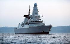 Anh bác thông tin Nga bắn cảnh cáo tàu khu trục ở Biển Đen
