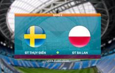 VIDEO Highlights: ĐT Thuỵ Điển 3-2 ĐT Ba Lan | Bảng E UEFA EURO 2020