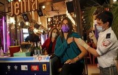 Phần đông trẻ em Israel chưa được tiêm vaccine COVID-19