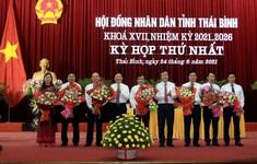 Thái Bình: Kiện toàn nhân sự lãnh đạo chủ chốt nhiệm kỳ 2021-2026