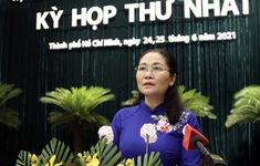 Bà Nguyễn Thị Lệ tái đắc cử Chủ tịch HĐND TP Hồ Chí Minh nhiệm kỳ 2021 - 2026