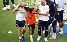 HLV Didier Deschamps đau đầu với chấn thương tại ĐT Pháp