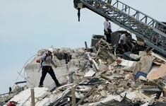 Mỹ ban bố tình trạng khẩn cấp sau vụ sập chung cư