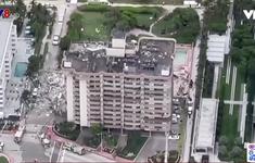 100 người mất tích trong vụ sập nhà trên bãi biển Miami, Mỹ