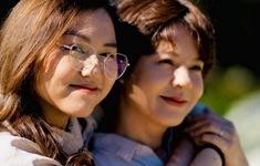 MC Diễm Quỳnh hiếm hoi đăng ảnh chụp cùng con gái