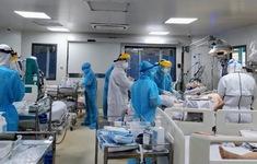 Số ca COVID-19 nặng tại TP Hồ Chí Minh giảm từng ngày