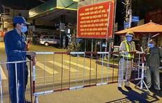 Hà Nội thực hiện giãn cách xã hội theo nguyên tắc của Chỉ thị 16 từ 6h ngày 24/7