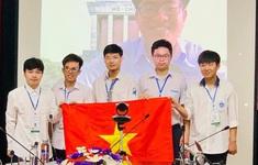 Học sinh Việt Nam giành huy chương Vàng tại Olympic Toán học quốc tế 2021
