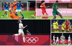 CẬP NHẬT: Kết quả, bảng xếp hạng môn bóng đá nữ Olympic Tokyo 2020 ngày 24/7