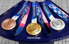 Olympic Tokyo: Bảng tổng sắp huy chương sau ngày thi đấu đầu tiên