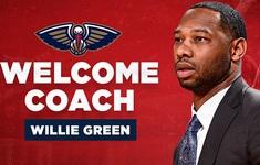 New Orleans Pelicans công bố HLV trưởng cho mùa giải 2021 - 2022